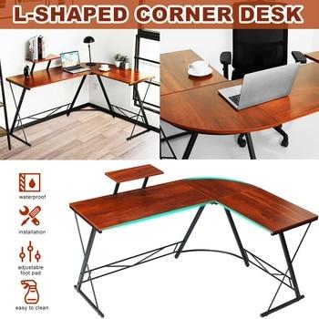 1 L-shaped Corner Laptop Desk  1