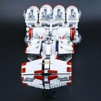 Rebel Blockade Runner Compatible 10019 05046 Star Series Wars Tantive IV Set Building Blcoks Spaceship Bricks Toy|Blocks| |  -