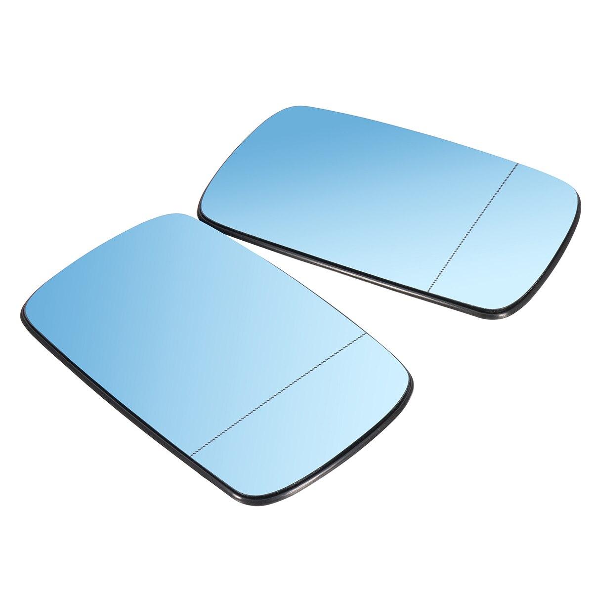 Derecho Lado Del Conductor Ala Gran Angular Cristal Espejo Puerta Para VW Bora 1998-2005 calentada