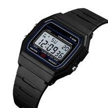 Os homens de luxo análico digital militar esportiva levaram o pulso de prova dwaterproof desportivo reloj hombre bayan