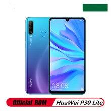 Глобальная версия HuaWei P30 Lite, сеть 4G LTE, мобильный телефон на 32.0MP + 24.0MP Kirin 710 Octa Core, 4 Гб оперативной памяти, 128 ГБ ROM 6,15