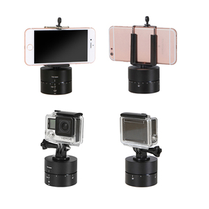 Image 2 - For Mobile Phone Time Lapse 360 Degree Auto Rotate Camera Tripod Head Base 360 TL Timelapse For Gopro Camera SLR