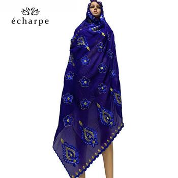 2020 nowa afrykańska kobiet 100 bawełniany szalik muzułmanki szale hidżab duży rozmiar bawełniany szalik na szale modlić się szale tanie i dobre opinie WOMEN Dla dorosłych Polyester COTTON CN (pochodzenie) Szalik szal Drukuj Moda 175 cm Szaliki EC063 15 Colors 0 4 kg