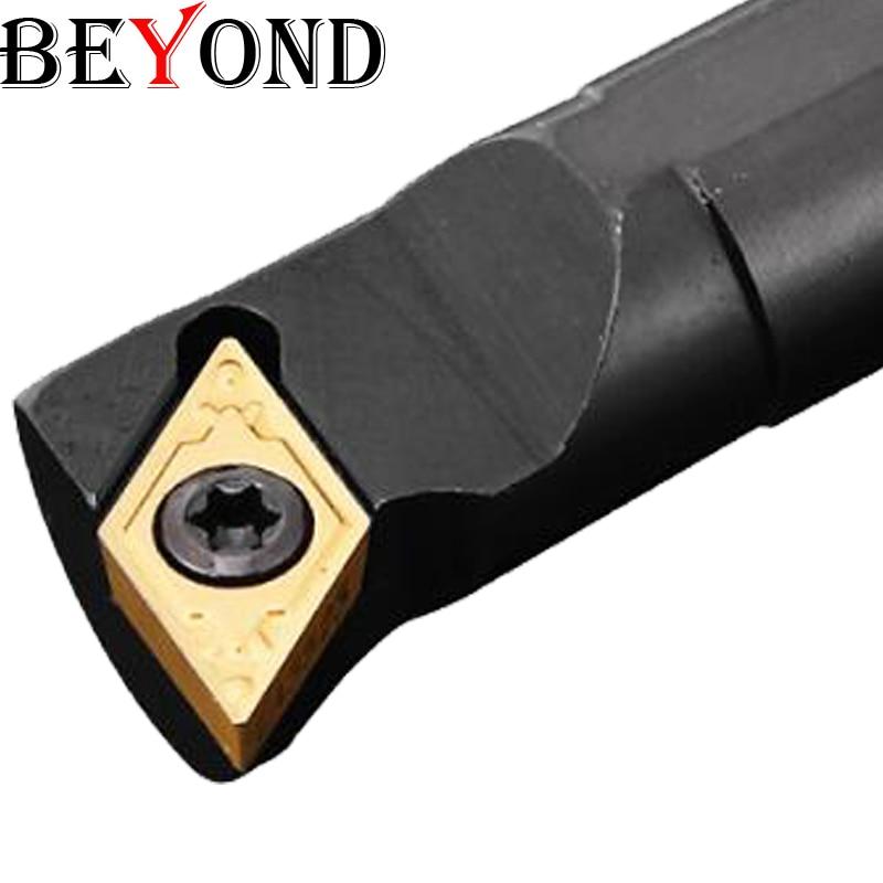 BEYOND Internal Turning Tool Holder S08K S10K S12M S14N S16Q SDUCR SDUCR07 8mm 12mm Boring Bar Carbide Insert Lathe Cutting Tool