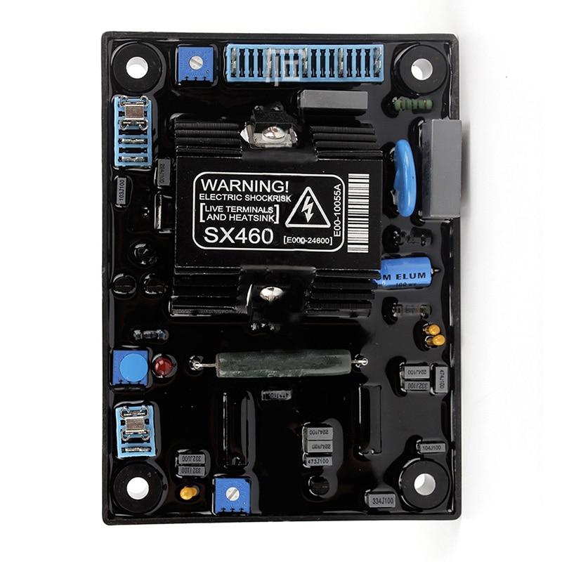 SX460 Automatic Voltage Regulator for brushless Generator alternator