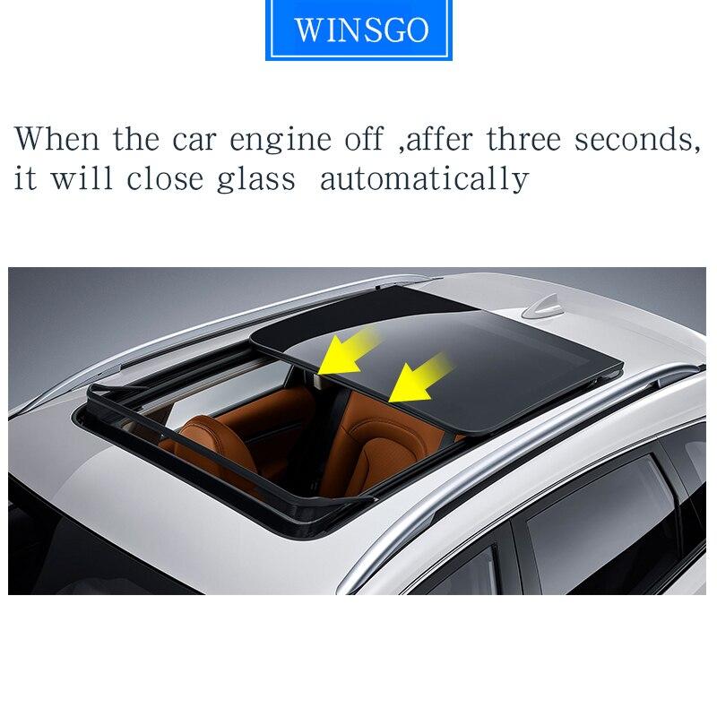 Car Auto Power Sunroof Closer For Hyundai Tucson Panoramic Sunroof