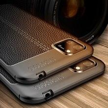 Для Huawei Honor 9S чехол Honor 10X Lite 9A 9C 9X Pro кожаный мягкий ТПУ силиконовый бампер телефона задняя крышка чехол для Honor 9S