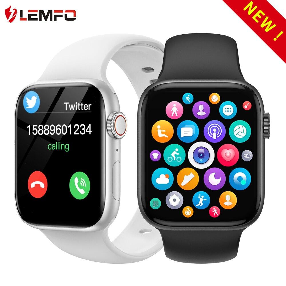 IWO 13 Smartwatch 2021 1,72 дюймов вызовов через Bluetooth, сделай сам, Дейл фитнес-браслет умные часы для мужчин женщин PK IWO W13 IWO W46 W56 серии 6