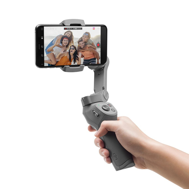 Eyemind 2 Stabilizer Handheld 3 Axis Gimbal Smartphone Face Tracking Selfie Stick voor iPhone Huawei Samsung GoPro Osmo Action - 5