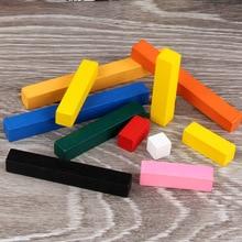 Монтессори вспомогательный материал для обучения Начальная школа детский сад Раннее детство Математика арифметическая обучающая игрушка развивающие интеллект