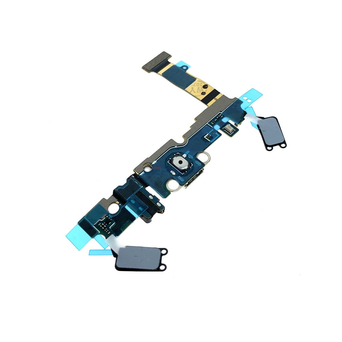 USB Charging Flex Cable With Microphone For Samsung Galaxy A5 2016 A510F Charger Port Ribbon