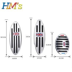 Image 4 - הדום מיני קופר F60 Countryman Clubman S אחד R50 R53 R55 R60 R61 F55 F56 F54 רגל הפנאי מדבקת עבור R56