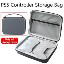 Custodia per Controller di gioco custodia antiurto per Gamepad custodia per trasporto portatile impermeabile rimovibile EVA per PS5/per PS4 vendita calda