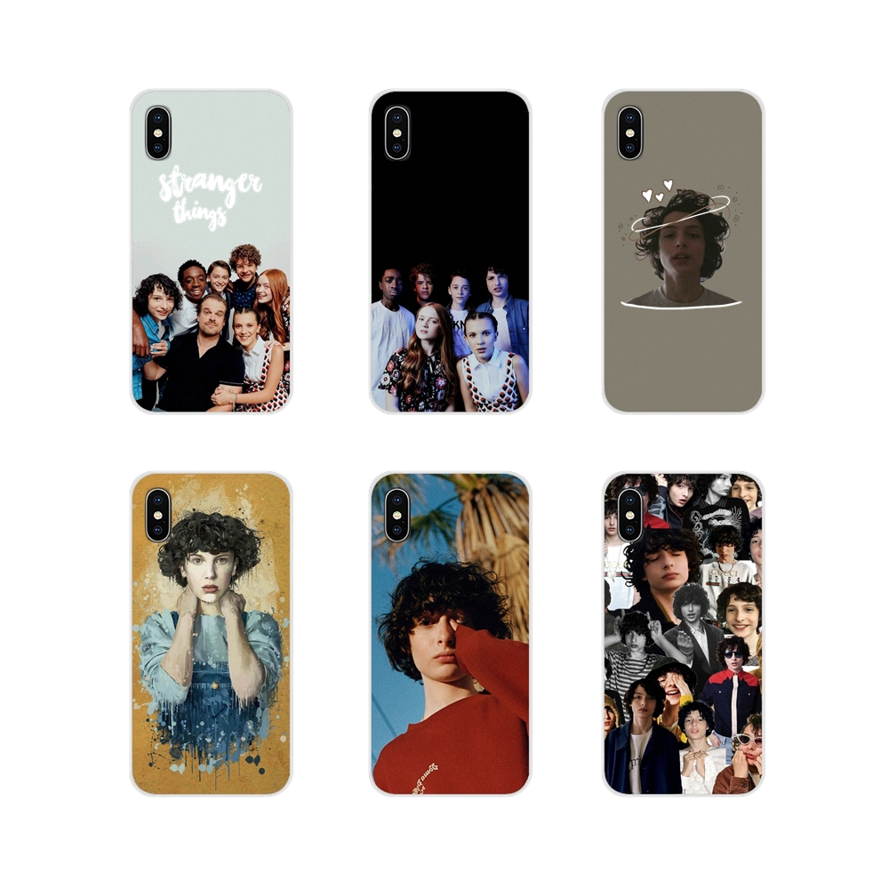 Finn Wolfhard <font><b>Stranger</b></font> <font><b>Things</b></font> Mobile <font><b>Phone</b></font> <font><b>Cases</b></font> For <font><b>Huawei</b></font> G7 G8 P7 P8 P9 P10 <font><b>P20</b></font> P30 <font><b>Lite</b></font> Mini Pro P Smart Plus 2017 2018 2019 image