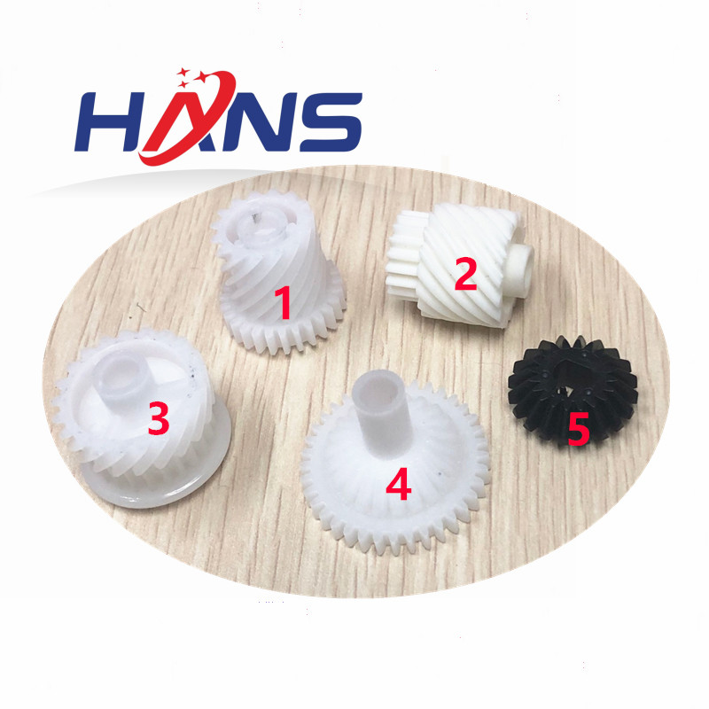 5pcs. Waste powder recycling rod gear for <font><b>Xerox</b></font> DC570 <font><b>550</b></font> 6550 5540 750i 7600 560 700 gear image