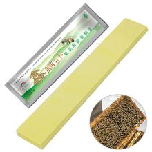 20Pcs/Pack 20 Fluvalinate Strips Anti Insect Pest Controller Instant Mite Killer Miticide Bee Medicine Strip
