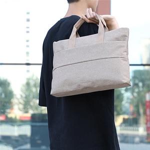Сумка для ноутбука, сумка, портфель, портативный ноутбук, сумка для планшета, модный легкий портфель