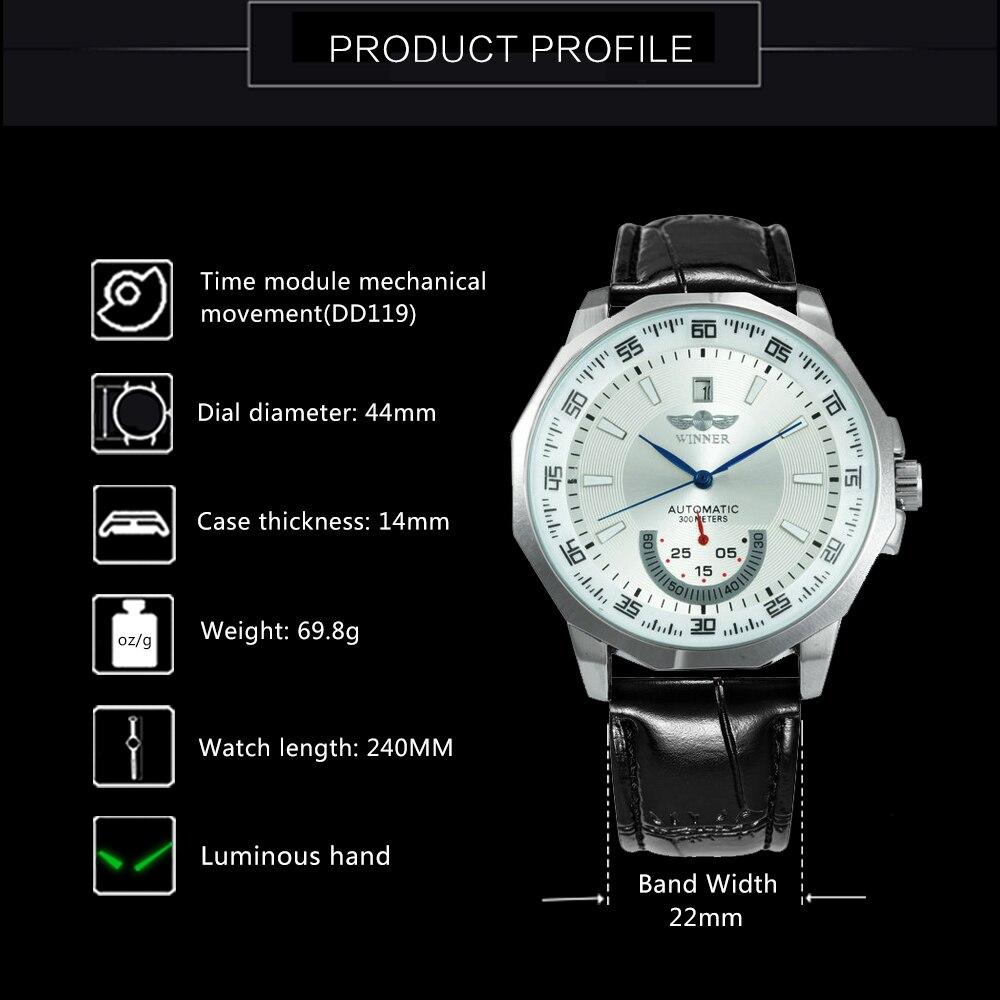 Часы T-Winner WIN 098