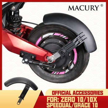 New Fender Mudguard For Speedual Zero 10X 10 Kugoo G1 OXO Dualtron Electric Scooter Wheel Cover Macury Accessories Spare Parts