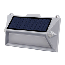 LED Solar light Bulb Outdoor Garden lamp Decoration PIR Motion Sensor Night Security Wall light Waterproof цена в Москве и Питере