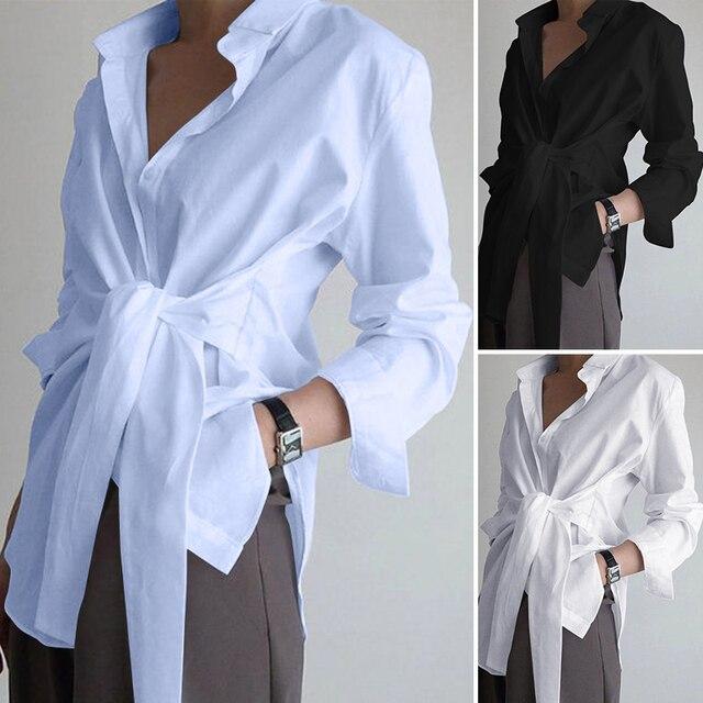 Long Sleeve Blouse 3