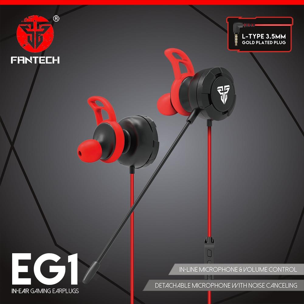 Fantech EG1 In-Ear Gaming Earphone 6