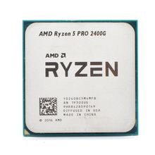 Amd Ryzen 5 Pro 2400G R5 Pro 2400G 3.6Ghz Quad-Core Acht-Draad 65W cpu Processor YD240BC5M4MFB Socket AM4