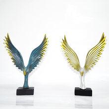 Простой крыльями орла Абстрактная живопись Современное украшение
