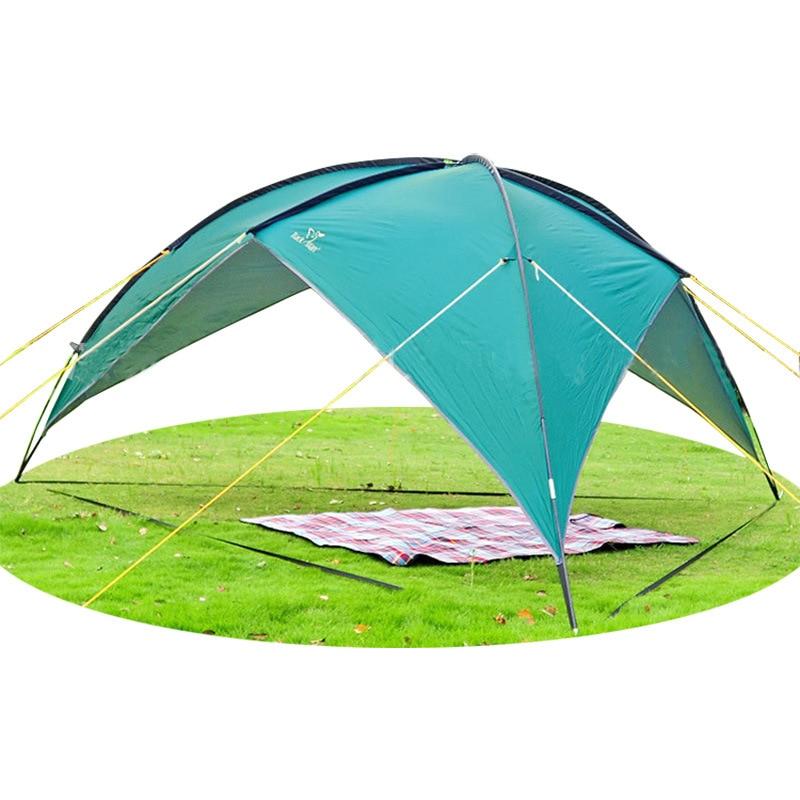 Autumn & Winter Outdoor Advertisement Block Rain Foldable Barbecue Pergola Awning Tent