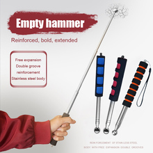 Telescopic Inspection Tool Hollowing Hammer Wall Gently Tapping Tools