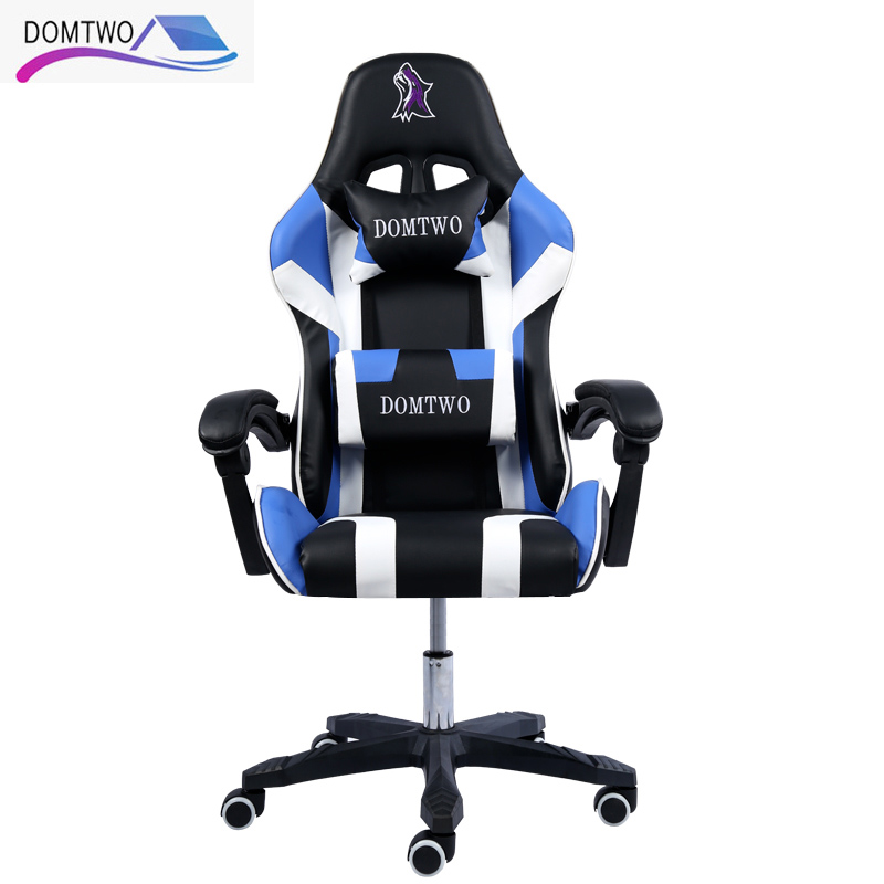 LIKE REGAL High quality WCG chair, computer chair, office chair with footrest, reclining and lifting chair free shipping