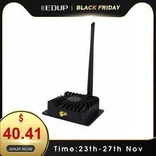 EDUP 8W Tăng Tín Hiệu Wifi 2.4Ghz 802.11n WiFi Khuếch Đại Repeater Cho Router Wifi Extender Adapter EP AB003