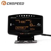 Full Kit Electronic Sensors Sports DeFI Package 10 in 1 BF CR C2 Advance ZD Link Meter Digital Auto Gauge