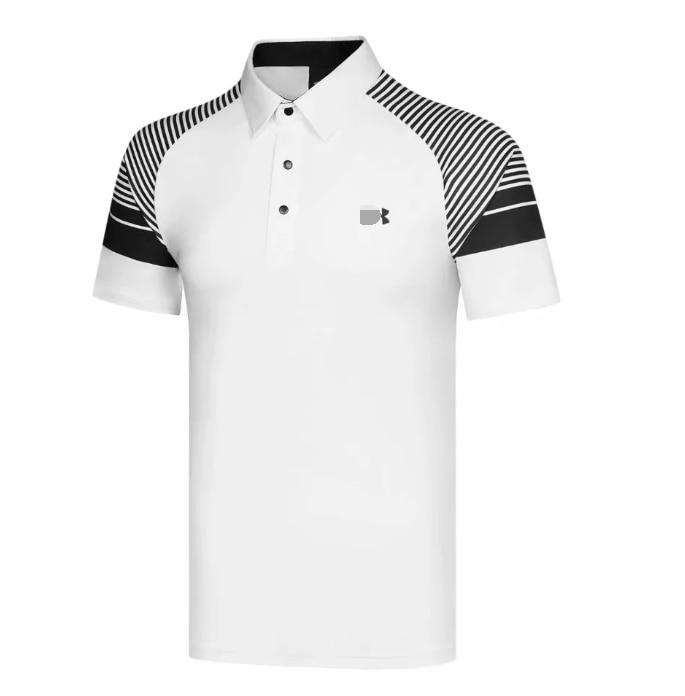 2020 New Golf Men's Short Sleeve TU
