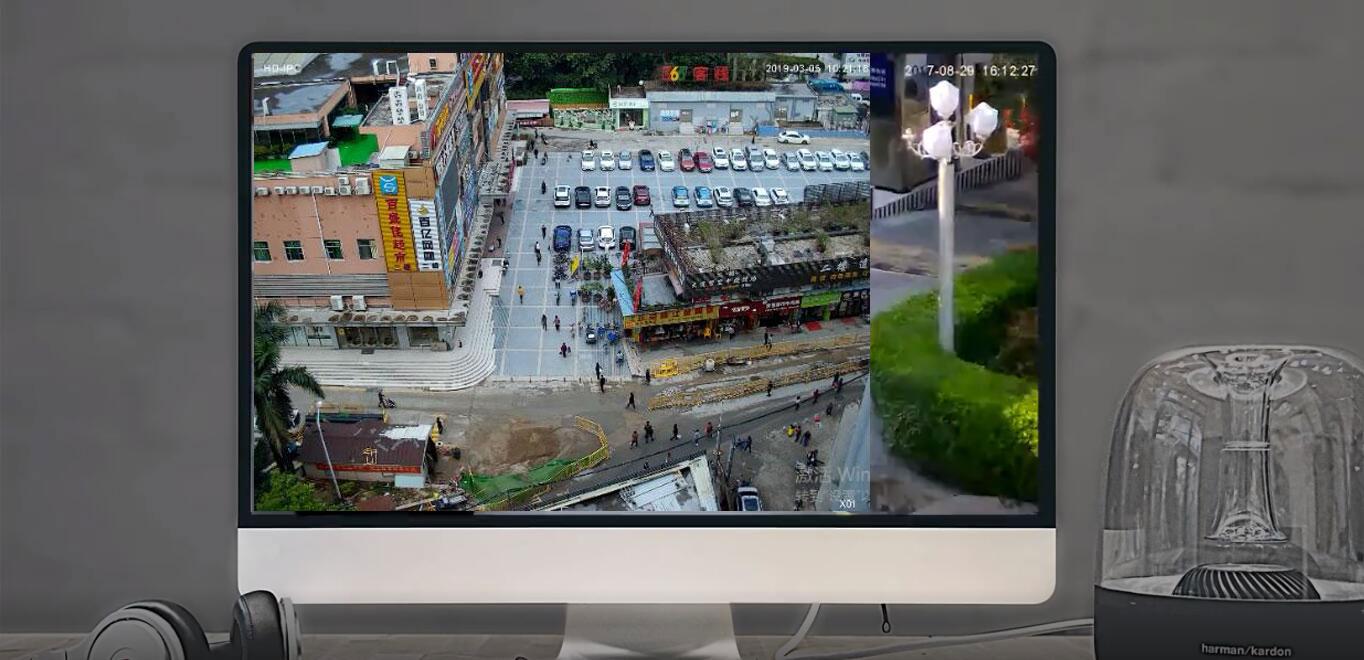 Hd 1080 p 5mp wifi câmera ip