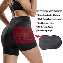 Invisible Padded Control Panties Body Shaper