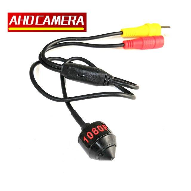 REDEAGLE 2 MP HD AHD Seucrity מצלמה מיני 1080P AHD מצלמה מתכת גוף עבור AHD DVR מערכת