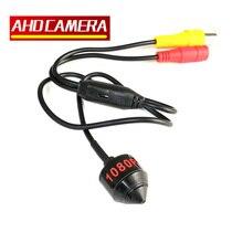 Redeagle 2 Mp Hd Ahd Seucrity Camera Mini 1080P Ahd Camera Metalen Body Voor Ahd Dvr Systeem