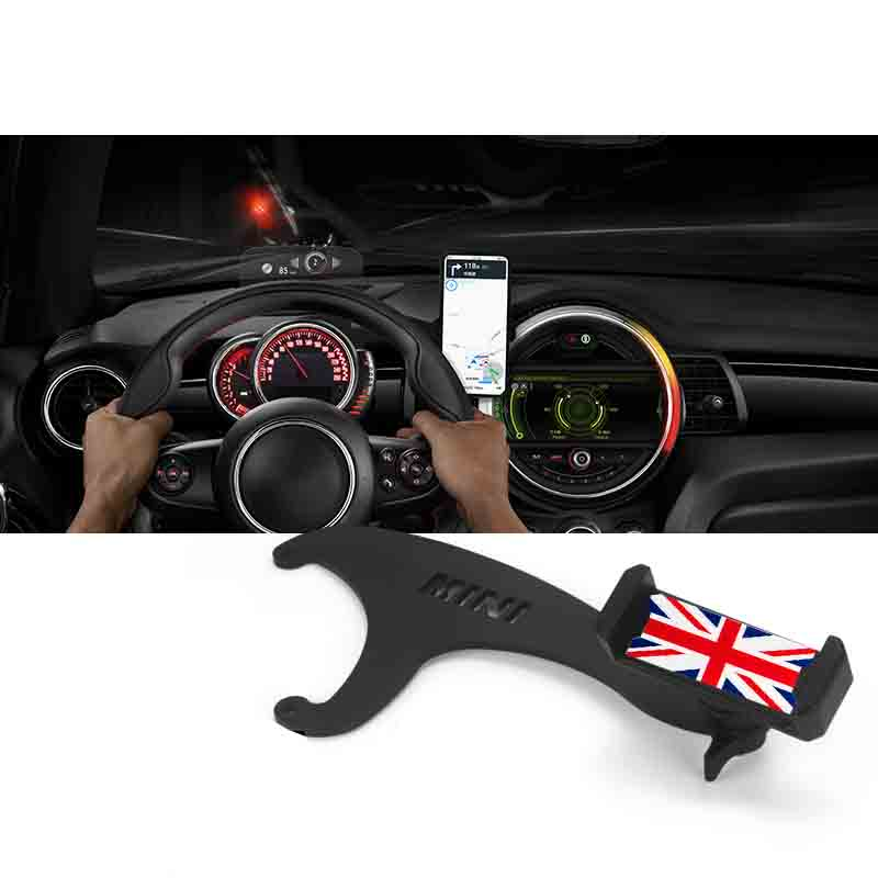 Pour MINI Cooper R60 R61 R55 R56 F54 F55 F56 F57 F60 Smartphone Téléphone Portable Tasse Support Rotatif Support GPS Téléphone