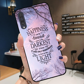 Harry Potter Phone Case for Samsung A Series Quote 7