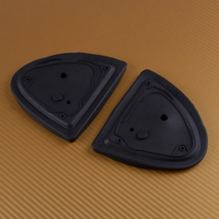 CITALL 1 Pair Left & Right Auto Door Wing Mirror Base Seal Gasket Fit For Benz C215 CL-Class CL500 CL55 S350 S430 S500 2006