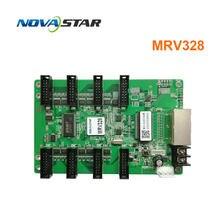 Novastar mrv328 mrv336 mrv366 cor cheia receber cartão trabalho com sincronização msd300 envio controlador