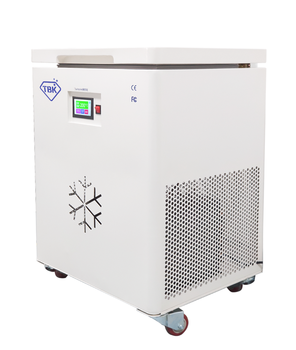 TBK -200 Degrees white frozen Separating Machine for Mobile Phone Broken Screen Repair