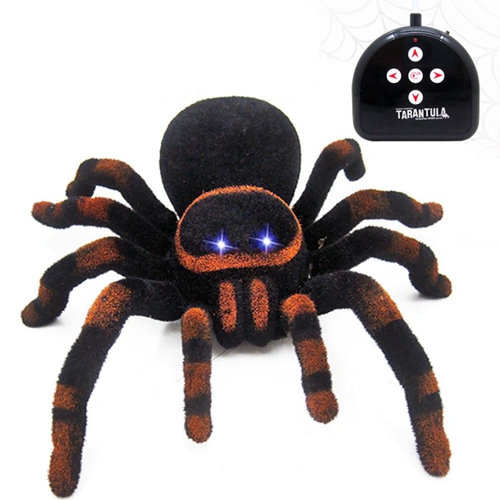 Parede de escalada aranha brinquedos controle remoto