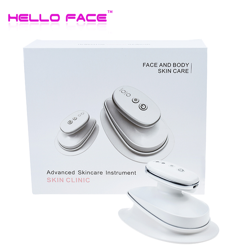 HELLO FACE Skin Small Iron Home Use Skin Care Instrument Lifting Firming Beauty Care Massager Skin Rejuvenation Instrument