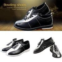 HOT Bowling Supplies Men Women Bowling Shoes Non slip Sole Sports Shoes Breathable Fitness Shoe HV99