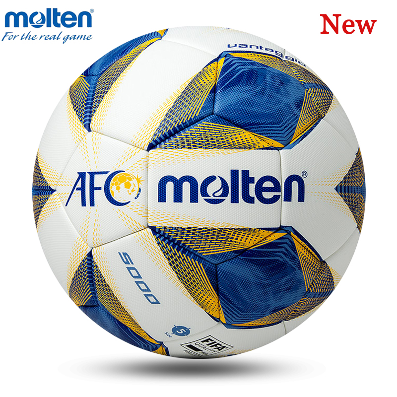 2020 Original Molten Soccer Ball Official Size 5 Size 4  Football Ball High Quality Sports Match League Training Futbol Futebol