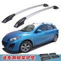 Аксессуары для переделки багажника из алюминиевого сплава для Mazda 3 Hatchback 1 3 M