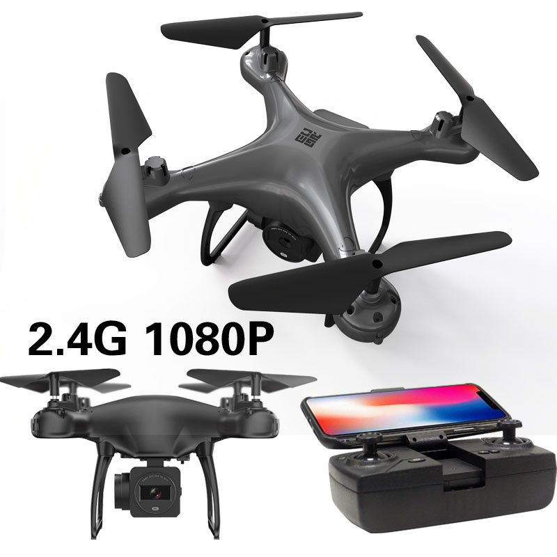 OTPRO 4k 1080p Profissional  FPV Camera Wifi RC Drones GPS mini Drone  Selfie Follow Me Quadrocopter Toys Boy vs S20  H68G