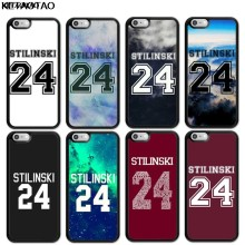 KETAOTAO Teen Wolf Stilinski 24 Pattern Phone Cases for iPhone 4S SE 5 6 5C 5S 6S 7 8 Plus X Case Soft TPU Rubber Silicone(China)